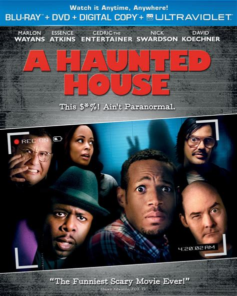 A Haunted House by A Haunted House Dvd Release Date April 23 2013