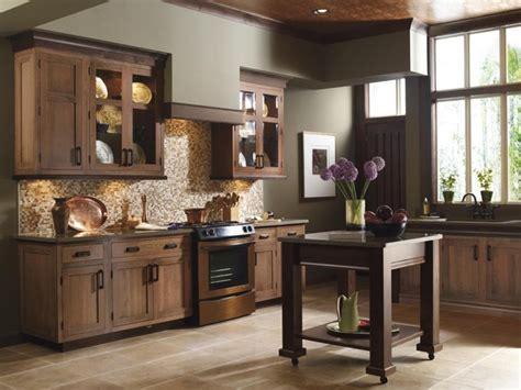 Cherry Espresso Cabinets by Decor 225 Cabinetry Rivington Inset Cherry Coriander