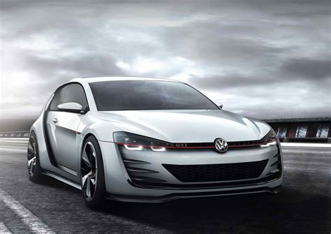2013 Volkswagen Gti by 2013 Volkswagen Design Vision Gti Concept Review 0 To 60