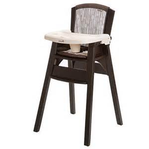 safety 1st wooden decor highchair new ebay