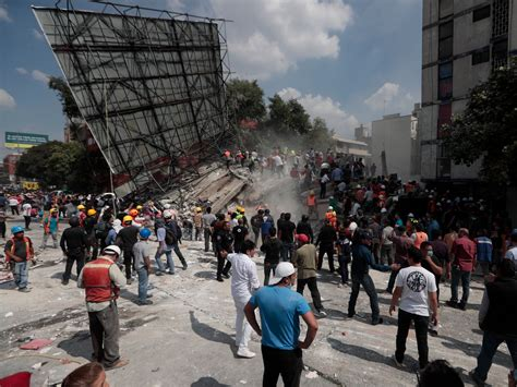 earthquake mexico science of why mexico gets so many earthquakes business