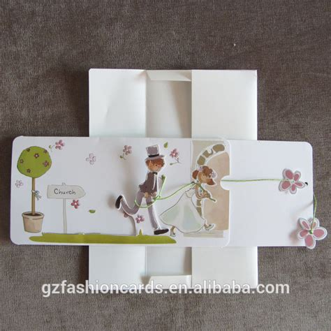 3d Pop Up Wedding Cards fashionable 3d pop up wedding card 3d printing wedding