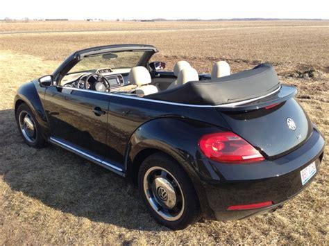 volkswagen convertible black volkswagen beetle black convertible reviews prices