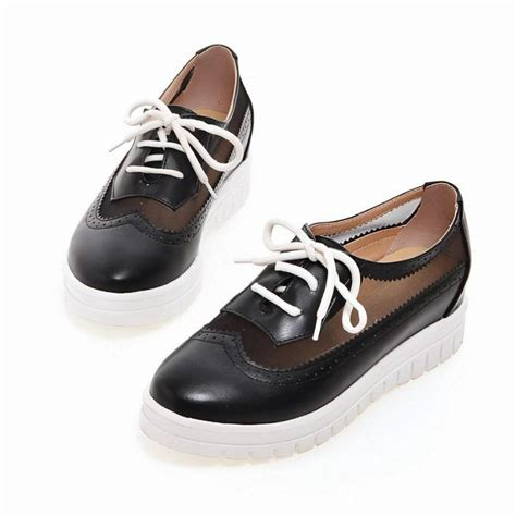 womens designer loafers new 2016 summer oxford shoes for lace up