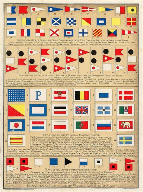scheepvaart signalen signal flags pilot flags and weather and storm flags een