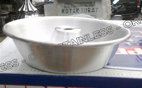 Murah Cetakan Lontong Stainless Steel Anti Karat Isi 1 Lusin Ukuran loyang dan cetakan oriz stainless