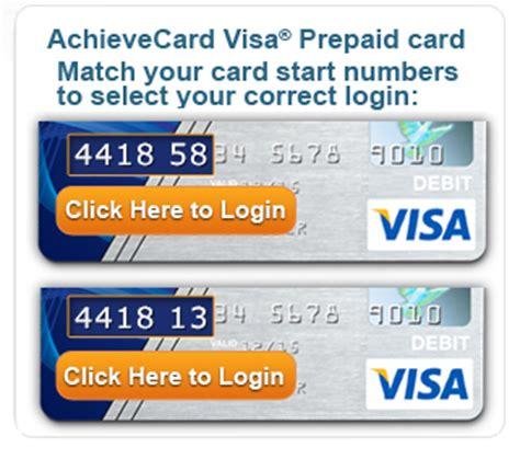 Visa Gift Card Refund - tax refund direct deposit achievecard prepaid debit cards