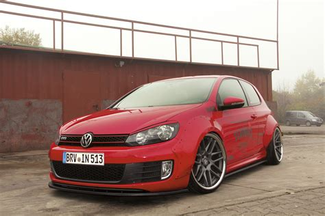golf volkswagen gti ingo noak volkswagen golf 6 gti modified autos world blog