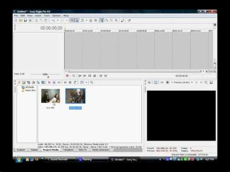 sony vegas pro green screen tutorial green screen blue screen tutorial sony vegas youtube