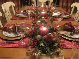 kristen s creations christmas day tablescapes