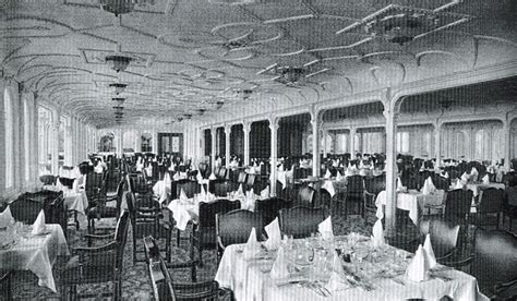 dining on the titanic lostpastremembered october 2013