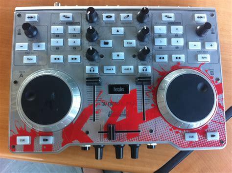 console deejay dj console mk4 hercules dj console mk4 audiofanzine