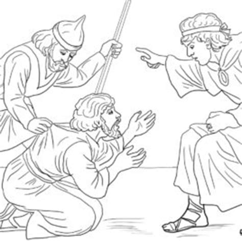 coloring page for the unforgiving servant unmerciful servant coloring page coloring pages