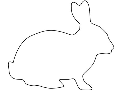 rabbit cut out paper doll see my profile for purchasing best photos of rabbit patterns to cut out bunny rabbit