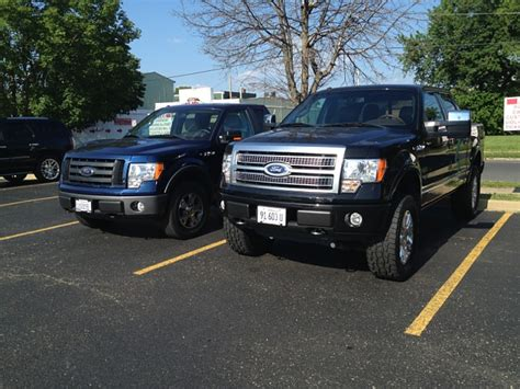 lift  stock page  ford  forum community