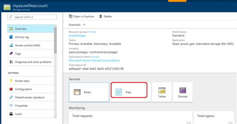how to build a file how to create an azure file share microsoft docs