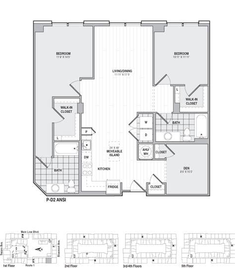 frasier floor plan 111