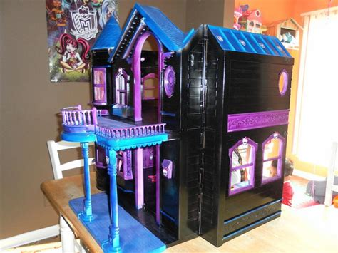 make your own monster high doll house monster high dollhouse furniture roselawnlutheran