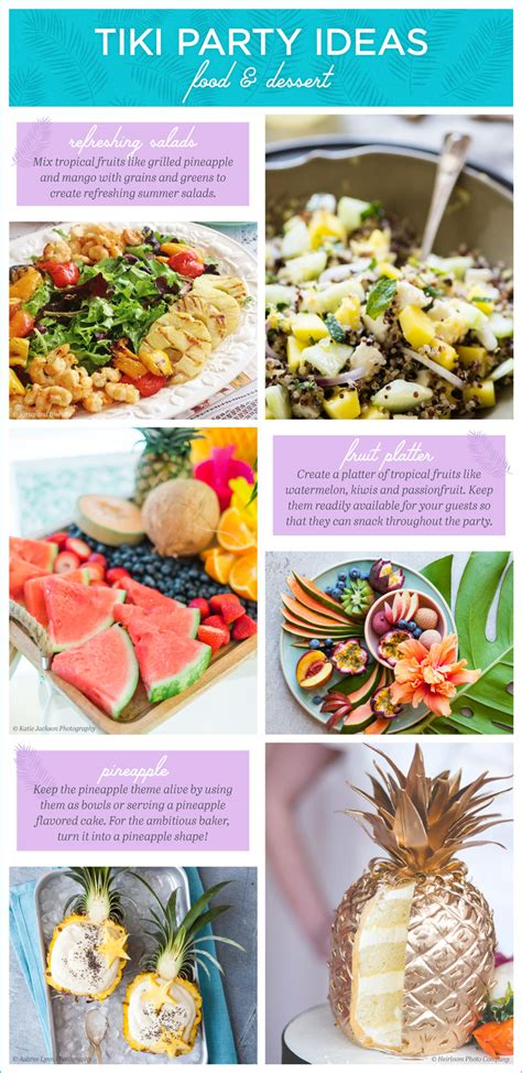 tiki food 89 food ideas for tiki aloha bring the tropics home with a classic tiki