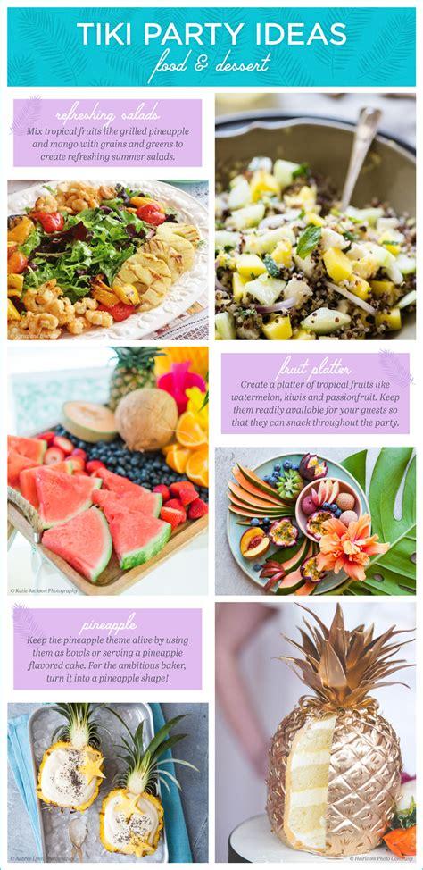 tiki food 89 food ideas for tiki aloha bring the tropics home with a classic tiki