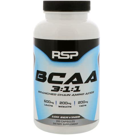 Rsp Bcaa 200 Caps Platinum Bcaa Mp Bcaa Ast Bcaa rsp nutrition llc bcaa 3 1 1 200 capsules iherb