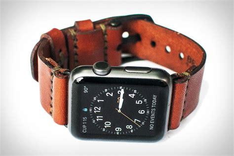 Apple Watch Strap   bexar apple watch strap uncrate