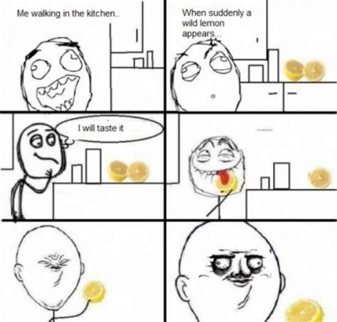 Lemon Memes - le lemon le rage comics