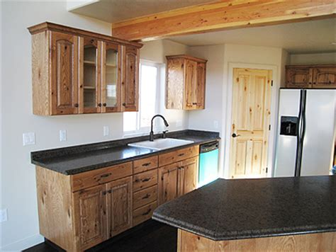 Knotty Oak Kitchen Cabinets Cwc Construction Custom Cabinets Malad City Idaho 83252 Photo Gallery Knotty Oak