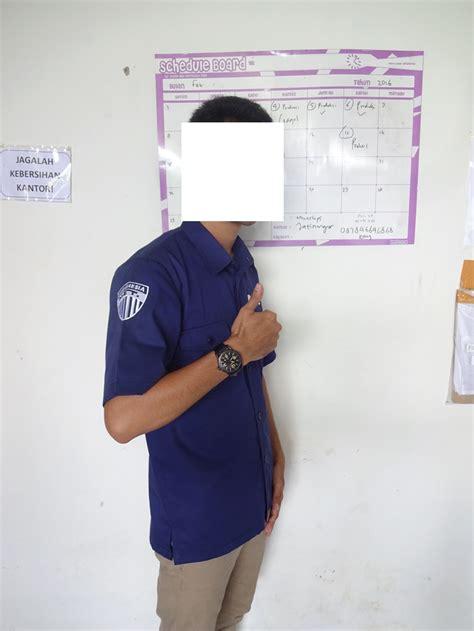 Celana Karyawan Net Tv vendor kaos baju di jatinangor garmen studio jawabannya bayu win