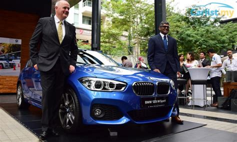 bmw 1 series price malaysia 2015 bmw 1 series facelift launched in malaysia rm220k