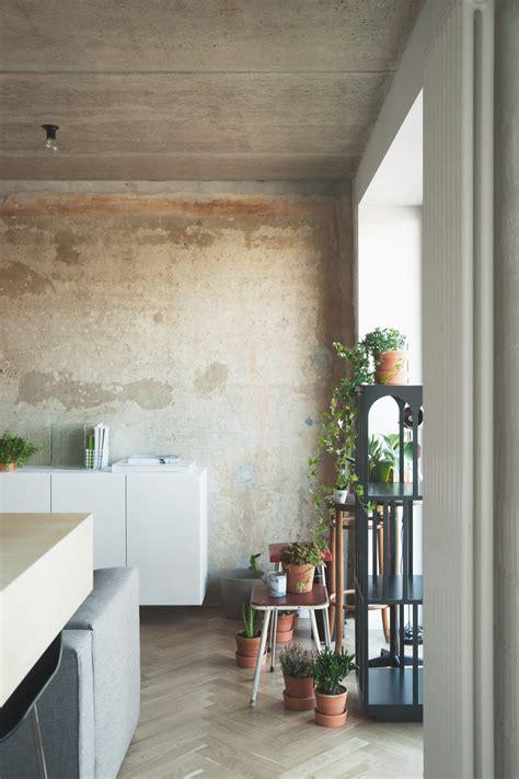 concrete ceiling concrete ceiling apartment est living