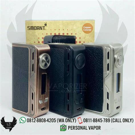 Limited Vape Vaporizer Paket Smoant Charon 218w jual smoant charon 218w tc mod authentic vape harga murah jakarta