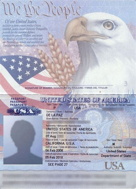 Passport Card Template by So You See The Two Passports Affords Me The