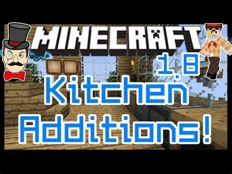 Minecraft Kitchen Additions Mod Minecraft Kitchen Additions Mod Stove Toaster Sink
