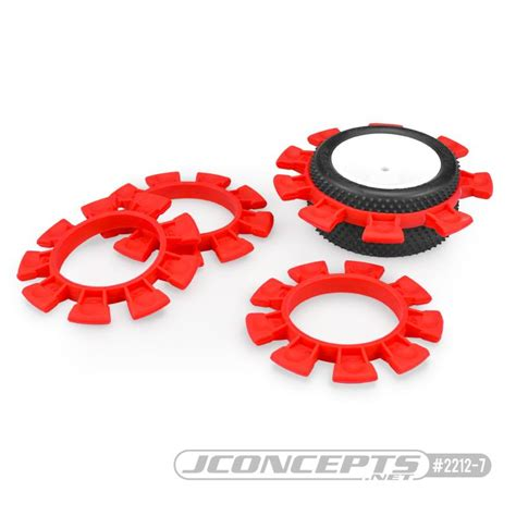2212 2 Jconcepts 110th Satellite Tire Gluing Rubber Bands Black Jconcepts Satellite Tire Gluing Rubber Bands Now In