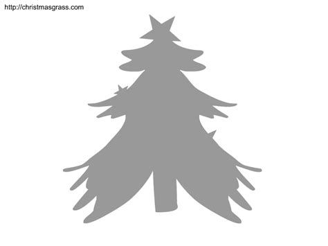 printable christmas tree stencil free printable christmas stencils