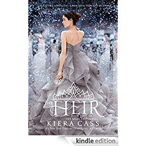 the heirs of books the heir the selection book 4 ebook kiera