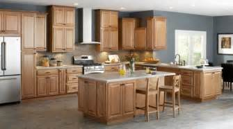 Kitchen Design Cabinet Unfinished Oak Kitchen Cabinet Designs Rilane