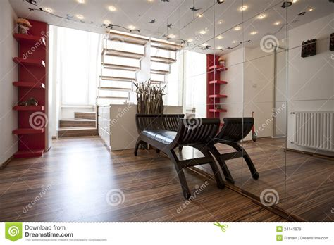 interior in home home lobby interior design royalty free stock images