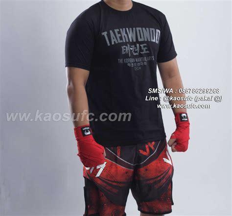 Kaos Tshirt Taekwondo jual kaos taekwondo the korean martial arts sms wa