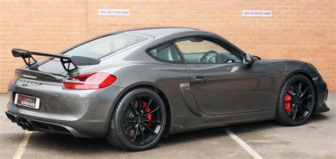 Porsche Cayman Aufkleber by Used 2016 Porsche Cayman Gt4 For Sale In Lincoln Pistonheads