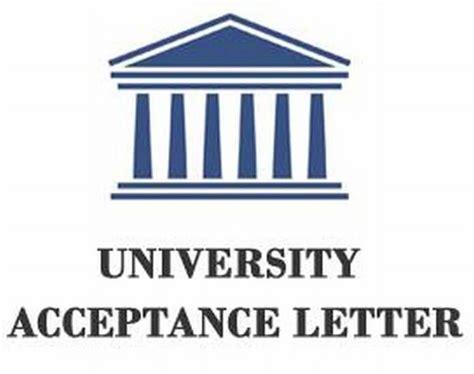 College Acceptance Letter Dates 2014 Acceptance Letter Acceptance Letter Template Format