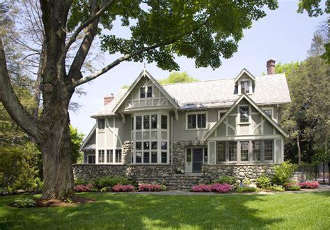 modern tudor house eclectic modern tudor exterior traditional exterior