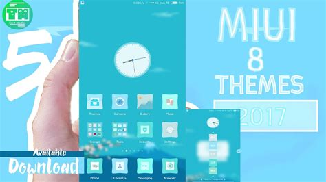miui themes translated 5 new miui 8 themes 2017 with download link youtube