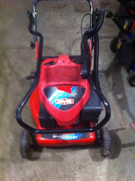 rover  lawn mower outdoorking repair forum