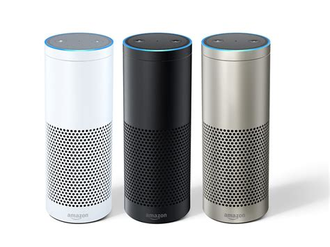 amazon echo what color amazon echo should you buy android central