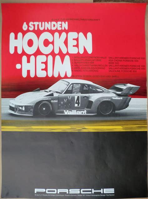 porsche racing poster 1973 1982 porsche racing posters rsr 935 gregg imsa