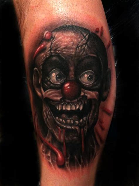 afterlife tattoo bili vegas clown zombie 1024x1024 jpg v 1391469395
