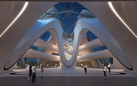 design concept international changsha meixihu international culture and art centre