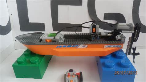 lego underwater boat motor lego technic boat engine instruction youtube